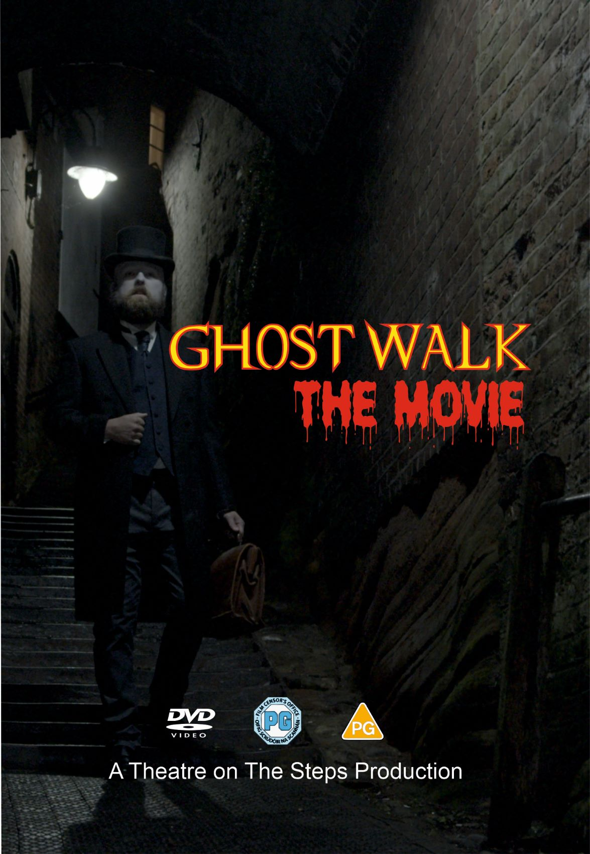 GHOST WALK the movie -PRE-ORDER NOW
