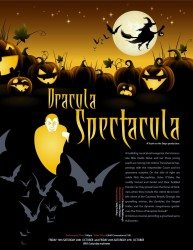 DRACULA SPECTACULA - A Youth on the Steps production