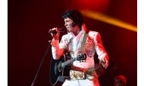 Gordon Hendricks-The Ultimate Elvis Tribute