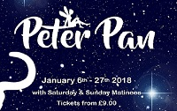 PETER PAN-Good old fashioned pantomime with fantastic flying sequences