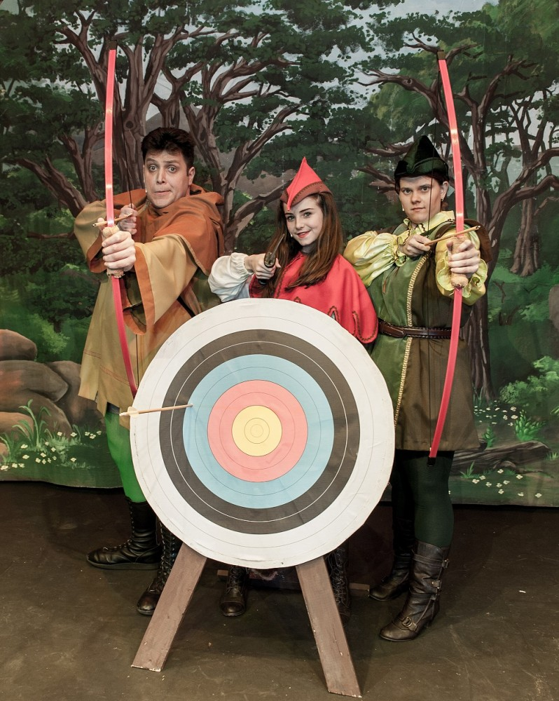 robin hood and the babes in Sunday, 2 october 2016 robin hood & the babes in the wood.