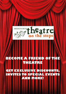 Become a friend of the Theatre and get exclusive discounts, invites to special events and more!